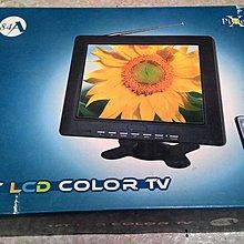 二手品-TFT LCD COLOR TV 84A(黑)