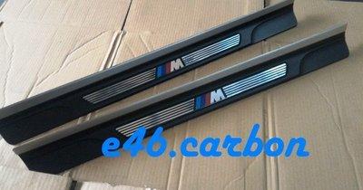 【BMW E46精品館】 BMW E46 雙門 CI 迎賓踏板 M SPORT