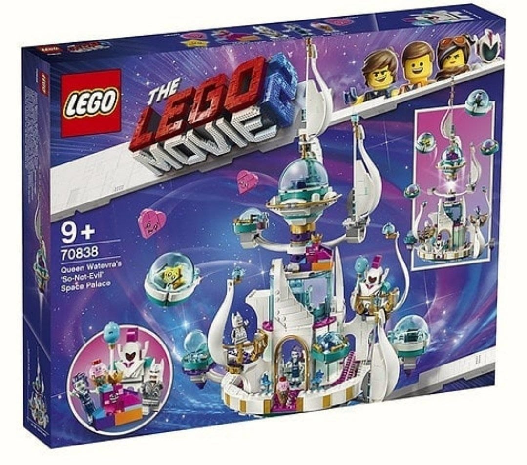 【鄭姐的店】樂高 70838 LEGO MOVIE 系列 - Queen Watevra's 'So-Not-Evil