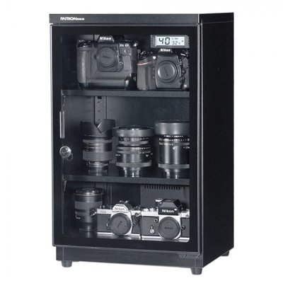 【華揚數位】☆全新 PATRON 寶藏閣數位防潮箱 LCD-75 電子防潮箱 75公升