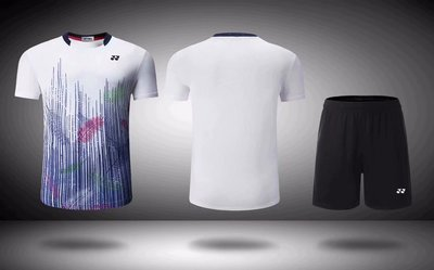 2018 年全新  YONEX 網球 羽球 吸溼排汗 快乾 運動上衣 2 色可選 型號 2006