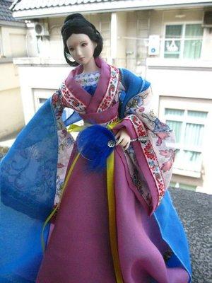 愛卡的玩具屋 可兒娃娃/芭比娃娃/古裝娃娃——古裝可兒娃娃衣服 10