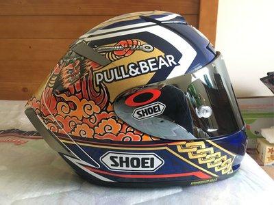 Moto Gp 選手帽 封王帽 祭典帽 shoei x14 馬奎斯 mm93 Honda 車隊 招財貓 限量 限定 頂級 競技款