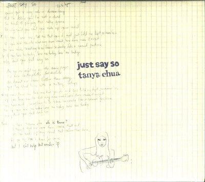 亞神唱片~蔡健雅 / Just Say So CD【全新未拆】