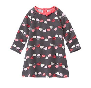 美國GYMBOREE正品 新款Teacup Kitty Dress   Kitty連身裙洋裝2T.....售530元