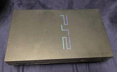 Sony PlayStation 2 PS2 SCPH-50007 手把連接有亮燈但無反應 需維修處理 維修機 零件機