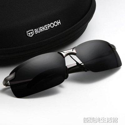 新款太陽鏡男士司機偏光開車駕駛潮人墨鏡眼睛長臉眼鏡潮