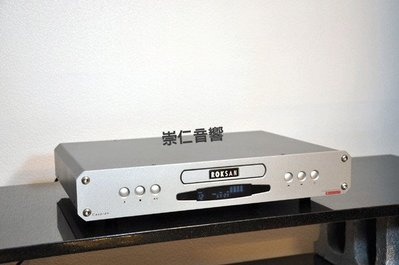 台中 『崇仁視聽音響』 英國原裝 ROKSAN Caspian CD Player (M series-1)