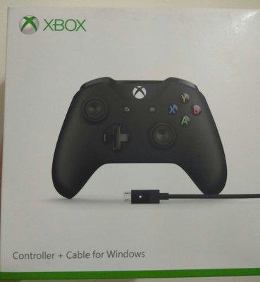 Xbox one 全新未拆 手把 無線控制器(藍芽) + Windows 連接線