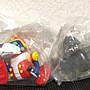 玩具魂 日本出品 絕版貨 救難小英雄硬膠人偶 早期珍藏品 收不到了 彩色及透明兩隻合售