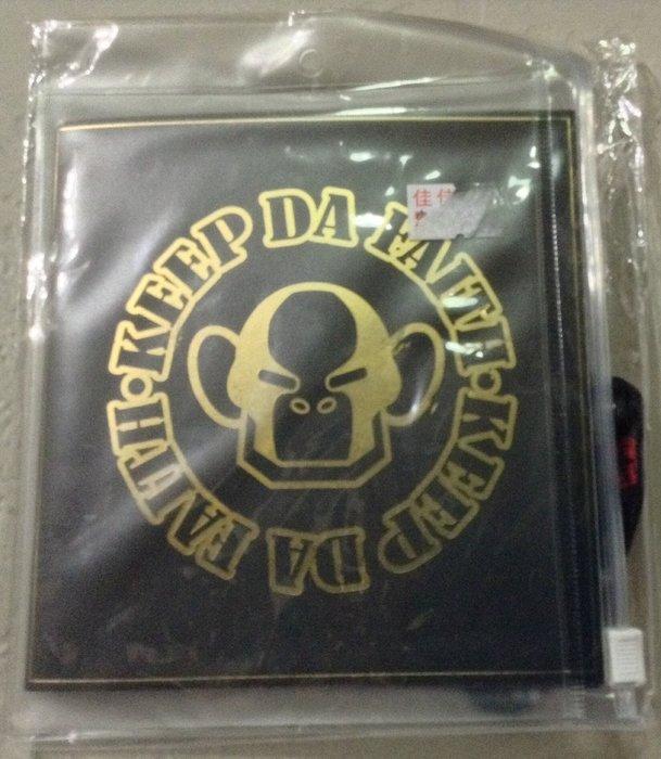 ~拉奇音樂~ 鉄猴子KEEP DA FAITH 3寸小CD ,內附手機吊飾,貼紙,多 吊繩