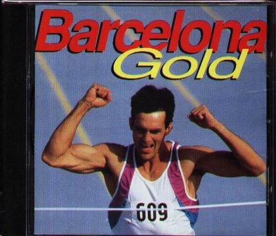八八 - Barcelona Gold - 日版 CD Freddie Mercury Tevin Campbel