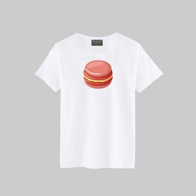 T365 馬卡龍 草莓 餅乾 甜點 T...