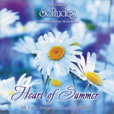 《絕版專賣》Dan Gibson 丹吉布森 / Heart of Summer 心情故事 (Solitudes)