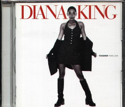 八八 - Diana King - Tougher Than Love - 日版CD+3BONUS