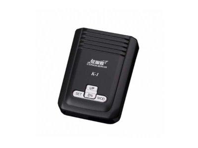 《達克冷光實體店面》征服者 K1 PLUS 安全警示測速器 全台超過20家配合施工音響店