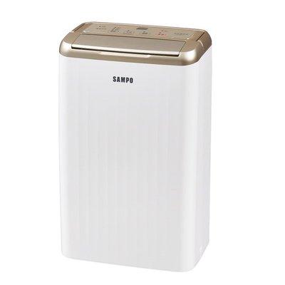 【退貨物稅500 元】*~新家電錧~* 【SAMPO 聲寶   AD-WB712T】空氣清淨除濕機