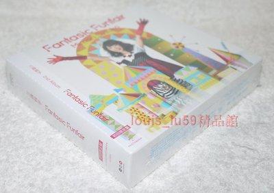 三森鈴子Mimori Suzuko Fantasic Funfair【台版限定CD+DVD+寫真集】全新