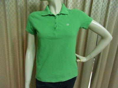 bossini 綠色純棉 polo衫 ~AJ衣飾1b-2-07