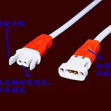 瘋 ~ 全新 2P 直流 DC 電源快速接頭 一組(公母) 快拆對接頭 公+母 LED 機車 汽車 監控