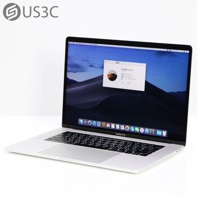 【US3C-高雄店】2017年款 公司貨 Apple MacBook Pro Retina 15吋 筆電 Touch Bar i7 2.8G 16G 256G