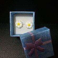 全新向日葵耳環,送禮盒,限郵寄,郵資另付。