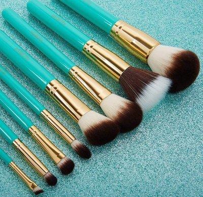 ✈️🇺🇸 【全新現貨】BH Cosmetics Illuminate by Ashley Tisdale 8件刷具組 腮紅刷 眼線刷 刷暈染刷 散粉刷