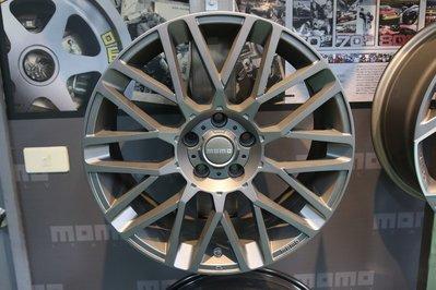 超級輪胎王~全新MOMO鋁圈~RS01~18吋~5X112~8J~另有5X114~5X108~[直購價7000]