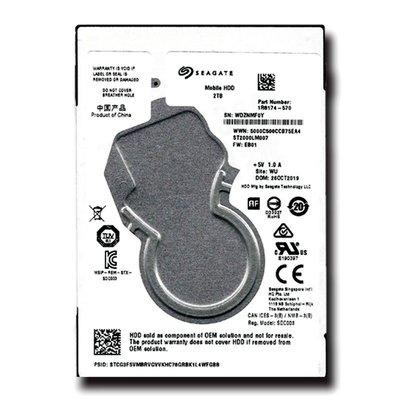 希捷 SEAGATE EXPANSION 2.5吋 內接式硬碟 SATA 2T 2TB 2000GB USB3.0 裸裝