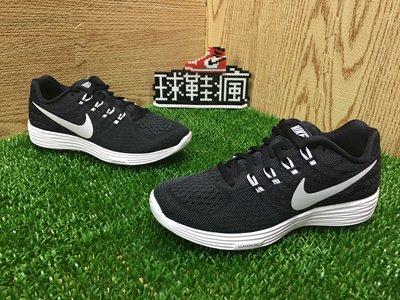 ㊣☆球鞋瘋☆㊣ NIKE WMNS LUNARTEMPO 2 黑白 編織 慢跑鞋 818098-002 女鞋