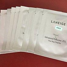 Laneige 抗氧亮肌活膚水 試用裝 旅行裝 sample 每包5ml 共10包 $30=10包 包平郵