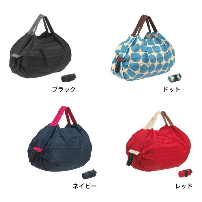 41+現貨不必等 合購免運費 Y拍最低價 日本設計大賞 Shupatto 輕巧秒收 環保購物袋 (S) 折疊 口袋包