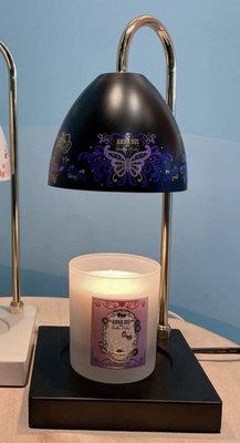 【全新現貨】7-11 ANNA SUI X Hello Kitty 暖燭燈附香氛蠟燭 香氛蠟燭檯燈 蠟燭 檯燈(神秘黑)