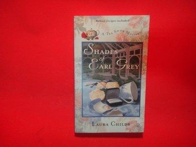 【愛悅二手書坊04-34】Shades of Earl Grey (A Tea Shop Mystery)