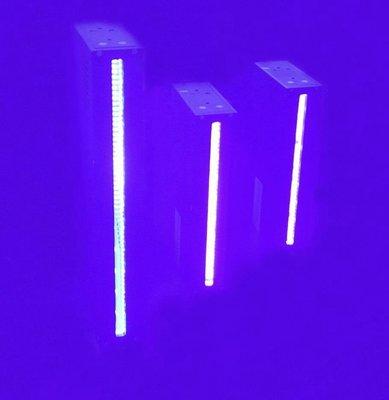 UV LED 線光源固化機(365nm〜405nm)
