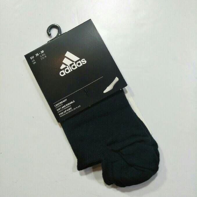 adidas 愛廸達 女款  運動休閒襪 DX2110 船型襪 35-38/22-24cm