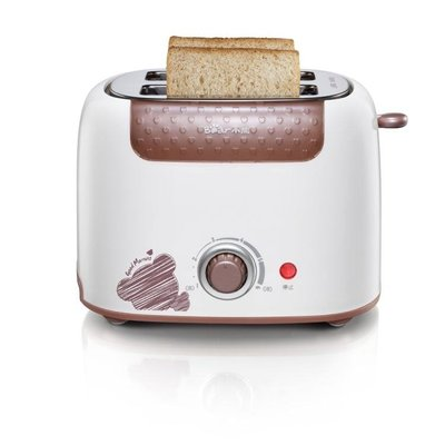 Bear/小熊 DSL-6921 多士爐 家用烤面包機 早餐機  自動烘烤 igo全館免運