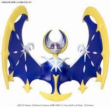 日本通販預購限定 神奇寶貝 寶可夢 太陽/月亮 月亮版神獸 露奈雅拉 公仔 不含遊戲光碟【板橋魔力】