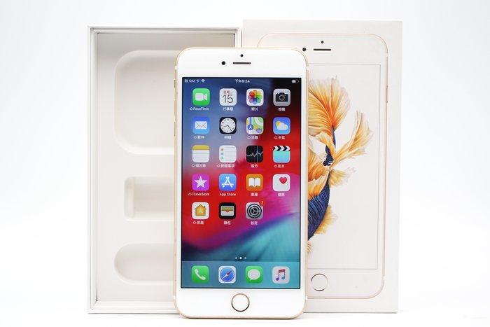 【高雄青蘋果3C】Apple iPhone 6S Plus 金 64G 64GB 5.5吋 蘋果手機  #29992