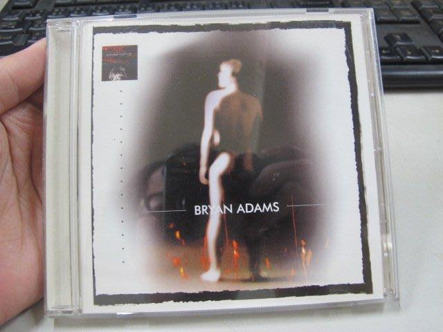 二手舖 NO.3452 CD 西洋 Bryan Adams 布萊恩亞當斯