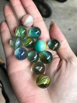 古早玻璃彈珠