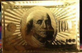 全新澳門風雲金箔撲克牌 黃金撲克牌 發哥同款 周潤發專用 PVC燙金 彩色花色版