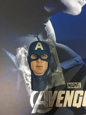 全新 Hottoys Hot Toys Avengers Captain America Winter Soldier Ironman Steve Thor