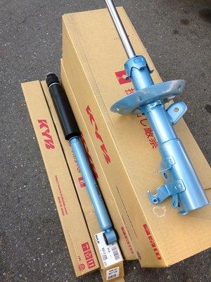 【童夢國際】日本 KYB NEW SR 藍筒避震器 / TOYOTA ALTIS 9th 專用 (01-07) 藍桶