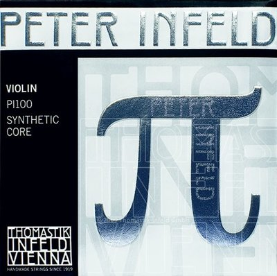 皇家樂器~全新奧地利製Peter Infeld 小提琴絃組特價2590(EVAH,TONICA,DOMINANT)