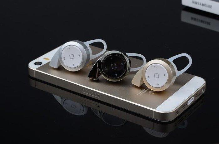 全新蝸牛A8無線控制藍芽耳機雙待藍牙耳機iphone Note S7 Edge HTC One M10 A9 XPk40