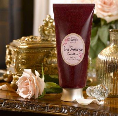 ※美國代購-潔潔小屋※以色列 SABON 溫和淨化綠玫瑰洗髮乳--200ml