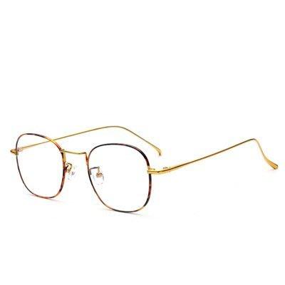 眼鏡 框 細邊 鏡架-新款金屬柔軟鼻托男女平光眼鏡4色73oe32[獨家進口][米蘭精品]