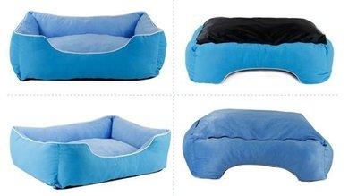 【優上精品】大型犬全可拆洗大號冬季加厚保暖棉狗窩貓窩寵物窩貓貓狗狗窩窩寵物床(Z-P3255)