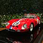 1/18 Amalgam Ferrari 250 GTO #19 M5903【MGM】